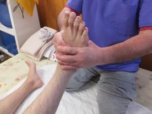 足関節部整復(1)