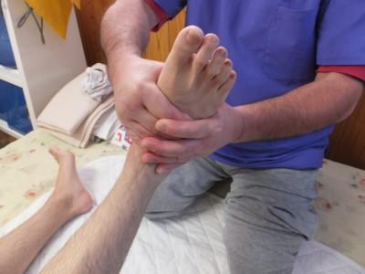 足関節外側部整復(1)