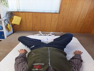 変形性膝関節の可動域が正常