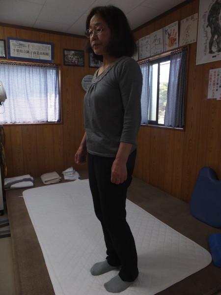 下腿部挫傷(ふくらはぎ)の痛みが改善する