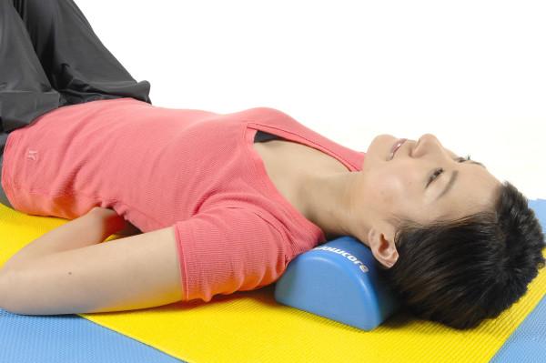 頸椎部位弛緩