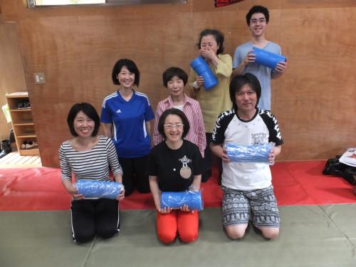 JAPT体験会記念写真