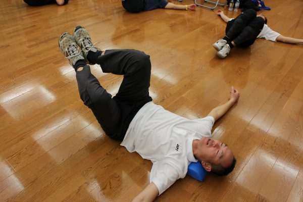 スローコアによるバランス運動療法