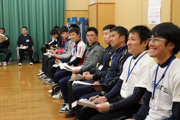 日本予防トレーニング主催のベースボールセミナー